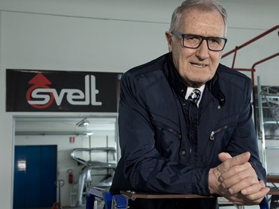 Svelt CEO Antonio Agosta passed away