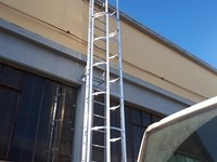 Wells and manholes ladders