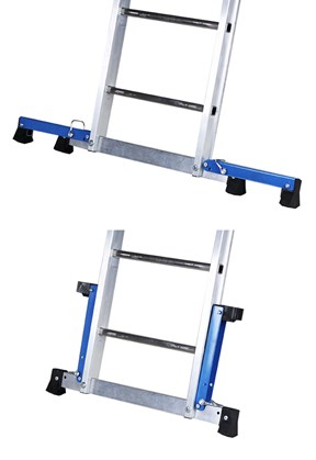 Foldable Stabilizer for Combination Ladders