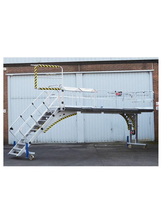 Special structure for planes