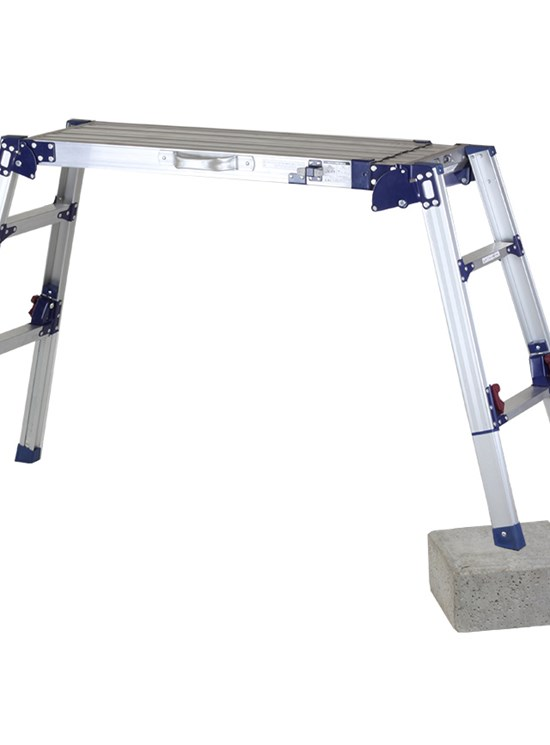 Telescopic stool Versatile