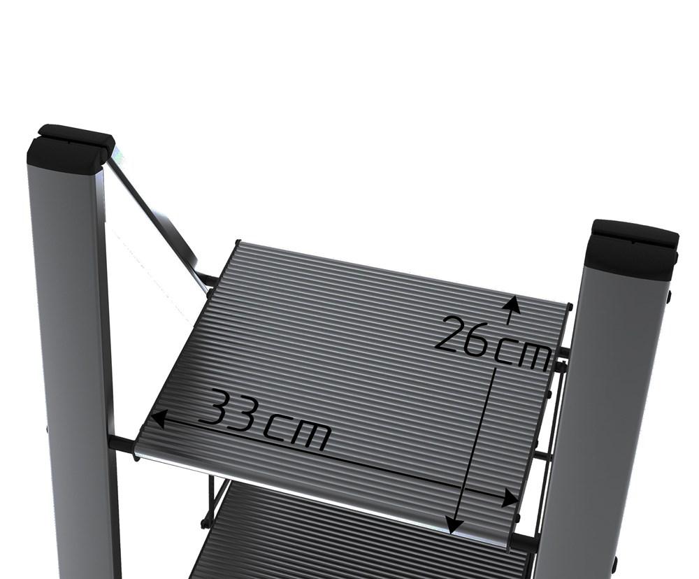 Aero light scale domestiche