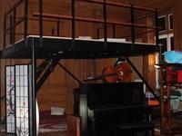 ᐅ scale per soppalchi in legno salvaspazio a scomparsa ideali