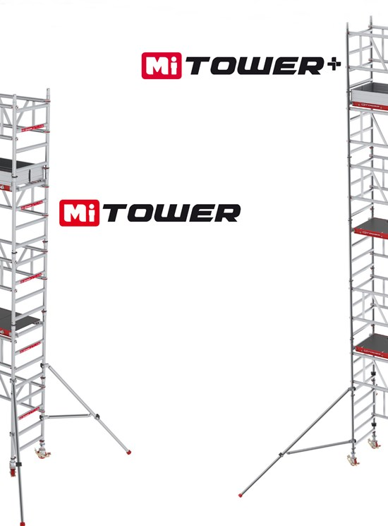 Trabattello MiTower Plus